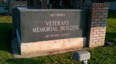 Photo of History Museum Clovis Veteran's Memorial Building at 808 4th St, Clovis, CA 93612, United States