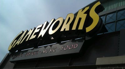 Photo of Arcade GameWorks at 601 N Martingale Rd, Schaumburg, IL 60173, United States