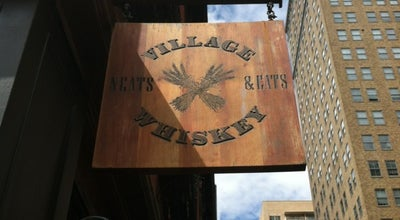 Photo of Whisky Bar Village Whiskey at 118 S 20th St, Philadelphia, PA 19103, United States