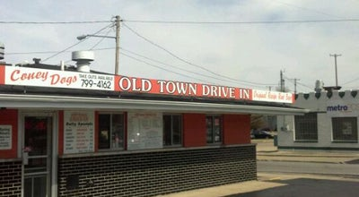 Photo of Hot Dog Joint Old Town Drive-In at 807 S Granger St, Saginaw, MI 48602, United States