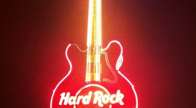 Photo of American Restaurant Hard Rock Cafe at Dlf Courtyard, Saket, India