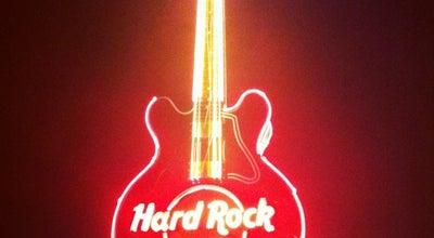 Photo of American Restaurant Hard Rock Cafe at Dlf Courtyard, Saket, India