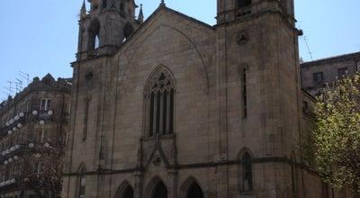 Photo of Church Santiago de Vigo at Calle De Cervantes, 1, Vigo 36201, Spain