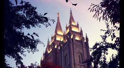 Photo of Temple Salt Lake Temple at 50 W North Temple, Salt Lake City, UT 84150, United States