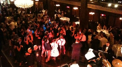 Photo of Nightclub Cicada Club at 617 S. Olive St., Los Angeles, CA 90014, United States