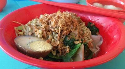 Photo of Breakfast Spot Mie pangsit ALIANG at Bandar Pulau Karam 15, Padang, Indonesia