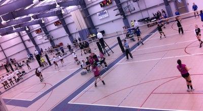 Photo of Basketball Court Buffalo Niagara Court Center at 425 Meyer Rd, West Seneca, NY 14224, United States