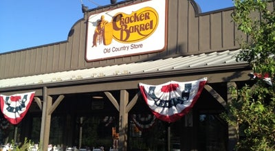 Photo of American Restaurant Cracker Barrel Old Country Store at 2560 E. Lucky Lane I-40 & Butler Ave., Flagstaff, AZ 86004, United States