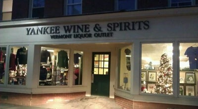 Photo of Liquor Store Yankee Wine & Spirits at 126 Main St, Montpelier, VT 05602, United States