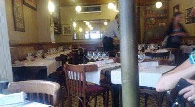 Photo of French Restaurant La Régalade at 49 Avenue Jean Moulin, Paris 75014, France