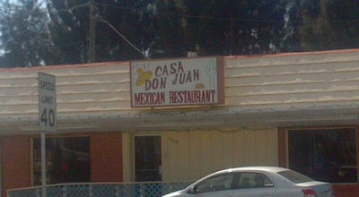 Photo of Mexican Restaurant Casa De Don Juan at 1110 N Us Highway 41, Ruskin, FL 33570, United States