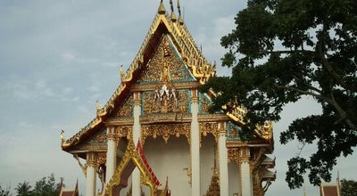 Photo of Buddhist Temple วัดไชยธาราราม (วัดฉลอง) Wat Chalong at Luang Pho Chaem Rd, Mueang Phuket 83000, Thailand