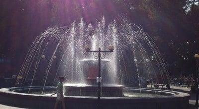 Photo of Park Парк Панфилова at Kyrgyzstan
