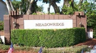 Photo of Pool Meadowridge Club House at 2387 Sw 15th St, Deerfield Beach, FL 33442, United States