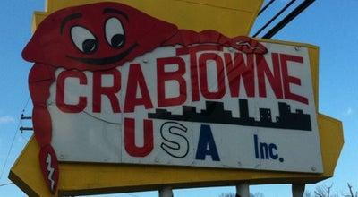 Photo of Arcade Crabtowne USA at 1500 Crain Hwy S, Glen Burnie, MD 21061, United States