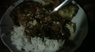 "Photo of Diner Sego Welut ""Mbak Surani"" at Jl Godean (depan Pasar Godean), yogyakarta, Indonesia"