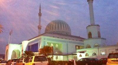 Photo of Mosque Masjid Jamek Sultan Ismail at Jalan Kluang, Batu Pahat 83000, Malaysia
