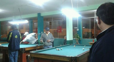 Photo of Pool Hall Club Deportivo de Billar at Peru