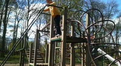 Photo of Playground Rowntree Park - Playground at Terry Avenue, York, United Kingdom