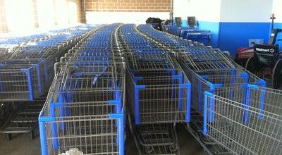 Photo of Big Box Store Walmart Supercenter at 2000 S West Ave, Waukesha, WI 53189, United States
