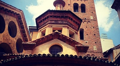 Photo of Church Santa Maria presso San Satiro at Via Torino 17/19, Milano 20123, Italy