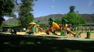 Photo of Park Finkbiner Park at 167 N Minnesota Ave, Glendora, CA 91741, United States