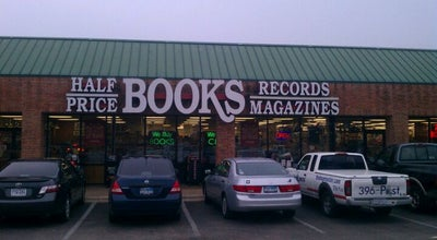 Photo of Bookstore Half Price Books at 2929 S. Lamar Blvd., Austin, TX 78704, United States