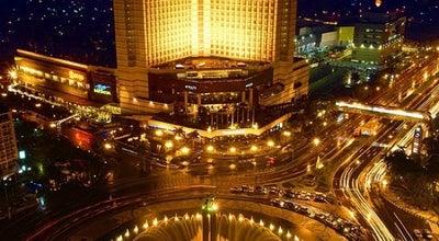 Photo of Monument / Landmark Bundaran Hotel Indonesia (Monumen Selamat Datang) at Jalan Mohammad Husni Thamrin, Jakarta Pusat 10310, Indonesia