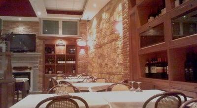 Photo of Italian Restaurant Il Focolare at Via Gabriele Rossetti 42, Rome, Italy