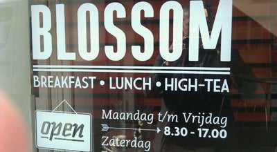 Photo of Coffee Shop Blossom at Anna Paulownastraat 70c, Den Haag 2518 BH, Netherlands