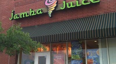 Photo of Juice Bar Jamba Juice at 1000 E. Alameda St.,, Norman, OK 73071, United States