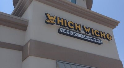 Photo of Sandwich Place Which Wich? Superior Sandwiches at 1069 Hamilton Pl, Johnson City, TN 37604, United States