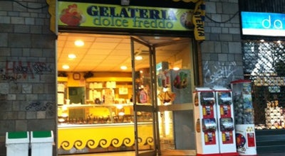 Photo of Ice Cream Shop Gelateria Dolce Freddo at Via Alfonsine 14, San donato milanese, Italy