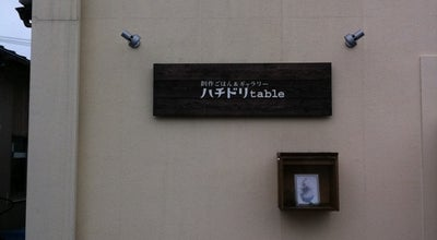 Photo of Tea Room 創作ごはん&ギャラリー ハチドリtable at 興南町45, 鳥取市 680-0844, Japan