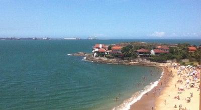 Photo of Beach Praia Grande at Ilha Do Boi, Vitória, Brazil