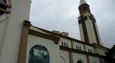 Photo of Church Catedral Metropolitana de Goiânia at Paróquia Nossa Sra. Auxiliadora, Goiânia 74030-140, Brazil