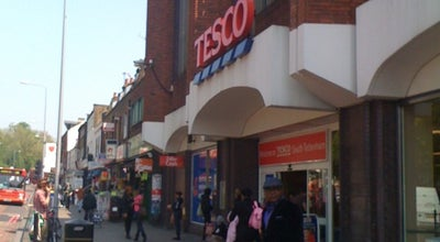 Photo of Supermarket Tesco at 230 High Rd, London N15 4AJ, United Kingdom