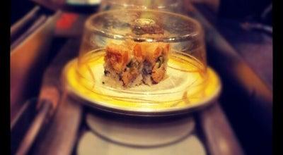 Photo of Sushi Restaurant Moon (מון) at 58 Bugrashov St., Tel Aviv 6314522, Israel