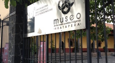 Photo of History Museum Museo La Huatapera at Mexico