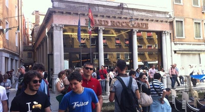 Photo of American Restaurant Hard Rock Cafe Venezia at Bacino Orseolo 1192, Venezia 30124, Italy