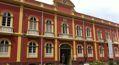 Photo of History Museum Palacete Provincial at Praça Heliodoro Balbi, S/n, Centro, Manaus 69073-000, Brazil