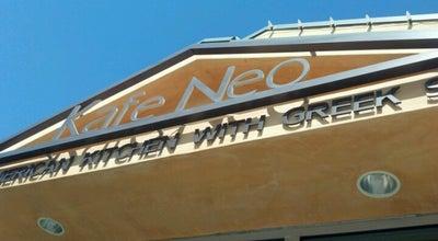 Photo of Mediterranean Restaurant Kafe Neo at 2800 E 4th St, Long Beach, CA 90814, United States