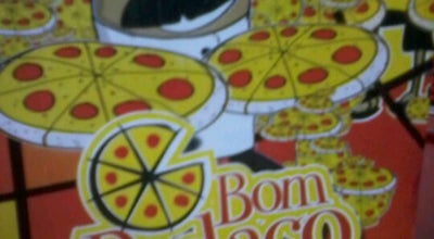 Photo of Pizza Place Bom Pedaço at Av. Trabalhador Sancarlense, 584, São Carlos 13566-590, Brazil