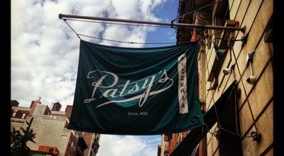 Photo of Pizza Place Patsy's at 67 University Pl, New York, NY 10003, United States