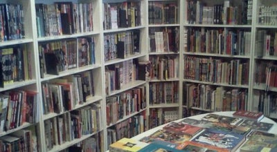 Photo of Comic Shop Atomic Books at 3620 Falls Rd, Baltimore, MD 21211, United States
