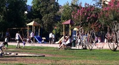 Photo of Playground Juegos del Parque Araucano at Av Presidente Riesco, Santiago, Chile