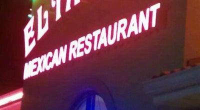 Photo of Mexican Restaurant El Tapatio at 605 Walton Dr, Farmington, MO 63640, United States