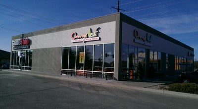 Photo of Ice Cream Shop Orange Leaf Frozen Yogurt at 637 Lincoln Way, Ames, IA 50010, United States