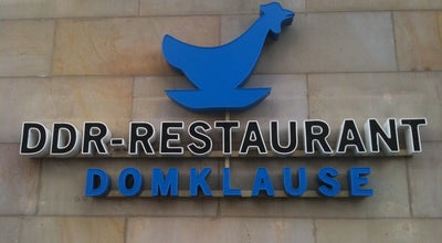 Photo of German Restaurant DDR-Restaurant Domklause at Karl-liebknecht-straße 1, Berlin 10178, Germany