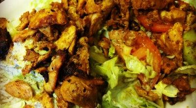 Photo of Middle Eastern Restaurant Haji-Baba at 1513 E Apache Blvd, Tempe, AZ 85281, United States